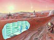 radiación, obstáculo menor para agricultura espacial