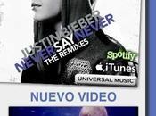 "Justin Bieber ""Never Never Remixes"""