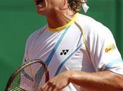 Copa Davis: puro coraje, Nalbandian ganó primer punto