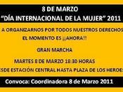 Marzo. Internacional Mujer
