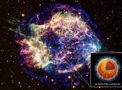 Chandra descubre superfluido núcleo estrella neutrones