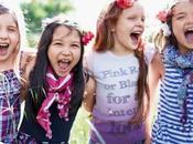 Benetton niños, colección primavera verano