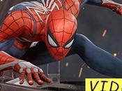'Spider-Man PS4' deja este gameplay