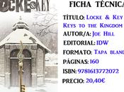 Reseña: Locke Vol. Keys Kingdom, Hill Gabriel Rodríguez