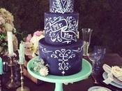 Chalkboard cakes, última tendencia tartas boda