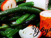 Judías verdes surimi