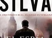 Leído recomendado; ESPÍA INGLÉS, Daniel Silva
