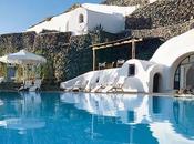 Decoración estilo mediterráneo: Perivolas, refugio idílico Santorini