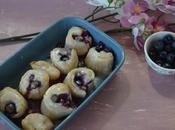 Blueberry Cream Cheese Rolls