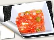 Ensalada murciana caracoles salsa jamón polgri