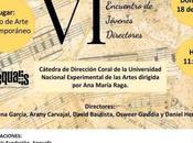 Encuentro coral jóvenes directores 18/06/2017
