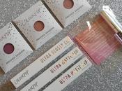 Colourpop: swatches nuevas compras sombras labiales