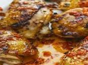 Pollo marinado pimentón