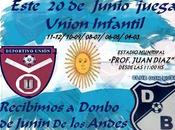 Amistoso: Unión Infantil enfrenta Bosco Junín Andes