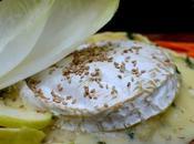 Aperitivo queso cremoso vino