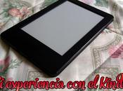 experiencia Amazon Kindle