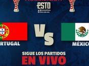 Portugal México VIVO DIRECTO OnLine Partido Gratis