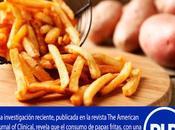 Consumo regular papas fritas podría estar vinculado mayor riesgo muerte…