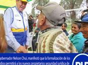 Campesino: GORE LIMA ENTREGARÁ TÍTULOS PROPIEDAD PRODUCTORES AGRARIOS…