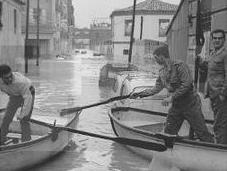 Fotos antiguas: Inundaciones Madrid (1966)