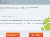 Otra herramienta para desbloquear terminal Android