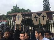 Diputados acuden para exigir justicia asesinato Fabián Urbina
