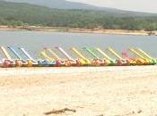 Playa Pita, lugar diferente donde resguardarse calor