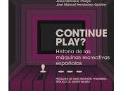 podéis reservar 'Continue Play?', nuevo libro Héroes Papel