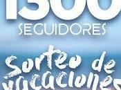 Sorteo 1300 seguidores blog Lecturas