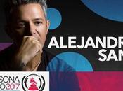 Alejandro Sanz nombrado Persona 2017 Academia Latina Grabación