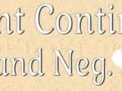 Ejercicio línea: Present Continuous (II): Positive Negative