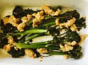Bimi mantequilla (receta vegana)
