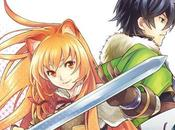 serie novelas ligeras manga- 'Tate Yuusha Nariagari' será adaptada anime