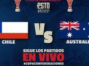 Partido Chile Australia VIVO Gratis Internet 25/06/2017