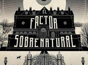 factor sobrenatural', Edgar Cantero