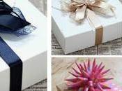 Fáciles bonitas técnicas para hacer envolturas regalos