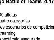 Vigo Battle Teams 2017: ¿estáis preparados?