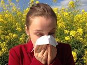 Alergia respiratoria exterior: clima alergia