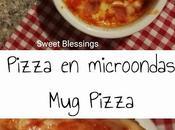 Pizza microondas/