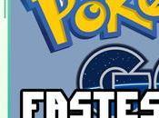 Subir nivel Pokémon rápido