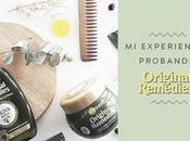 experiencia probando Garnier Original Remedies