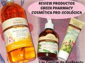 Review productos Green Pharmacy (Cosmética pro-ecológica)