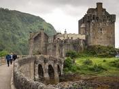 Imprescindibles visita Escocia (3). castillo Eilean Donan leyenda
