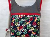 Mochila mujer tucán flores Original