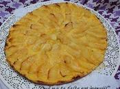 Hojaldre Crema Pastelera Manzanas