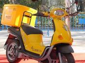 Correos incorpora nuevas motos eléctricas para flota Valencia