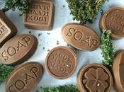Jabón chocolate aove glicerina