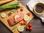 Receta saludable: Salmón verduras