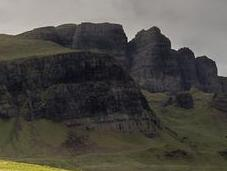 Imprescindibles visita Escocia (5). bellos paisajes Isla Skye