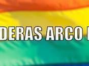 «Banderas arco iris» Carmelo Beltrán